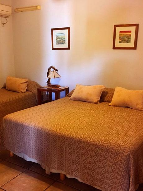 Habitaciones Suite Junior del Hotel Killa de Cafayate en Salta, Argentina